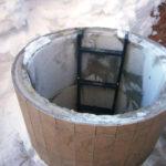 Лестница водопроводная ЛВ-1