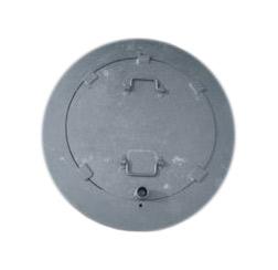 Предохранительная крышка ТС с кольцом и запором